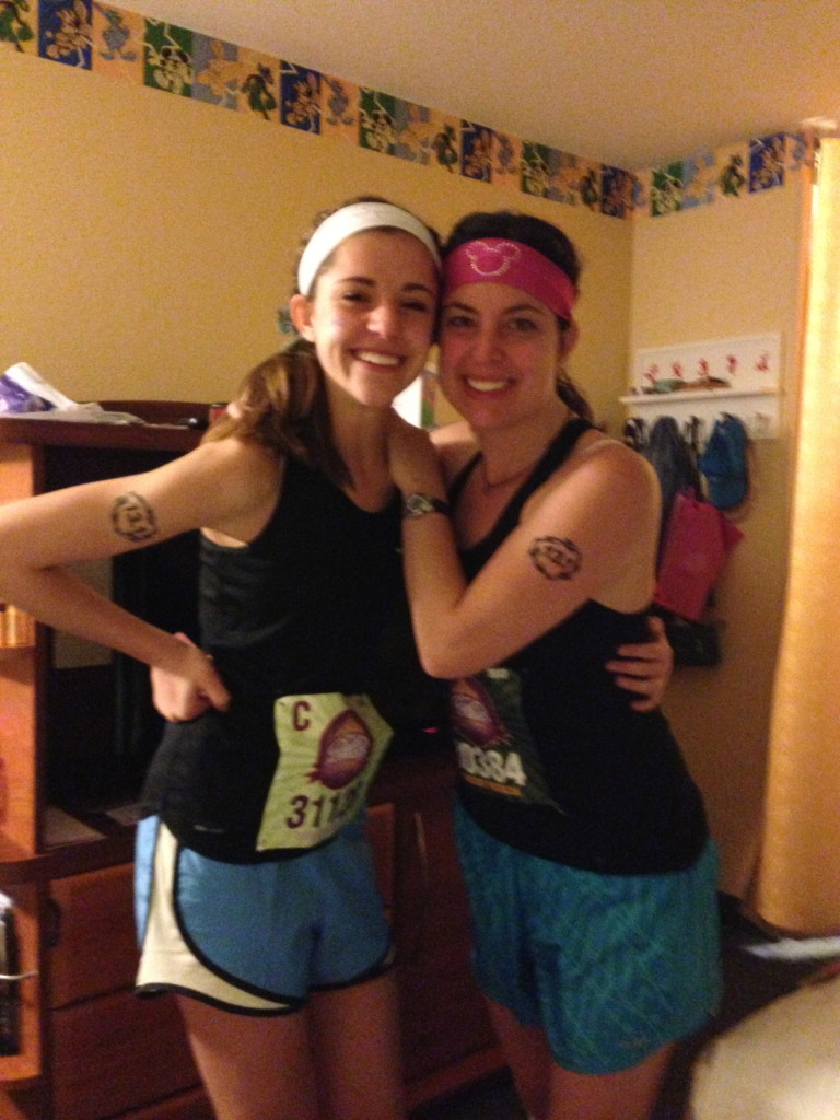 Princess Half Marathon Race Day Part 4