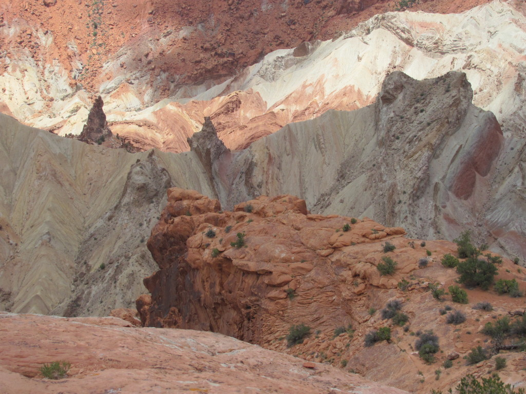 Upheaval Dome- Canyonlands National Park
