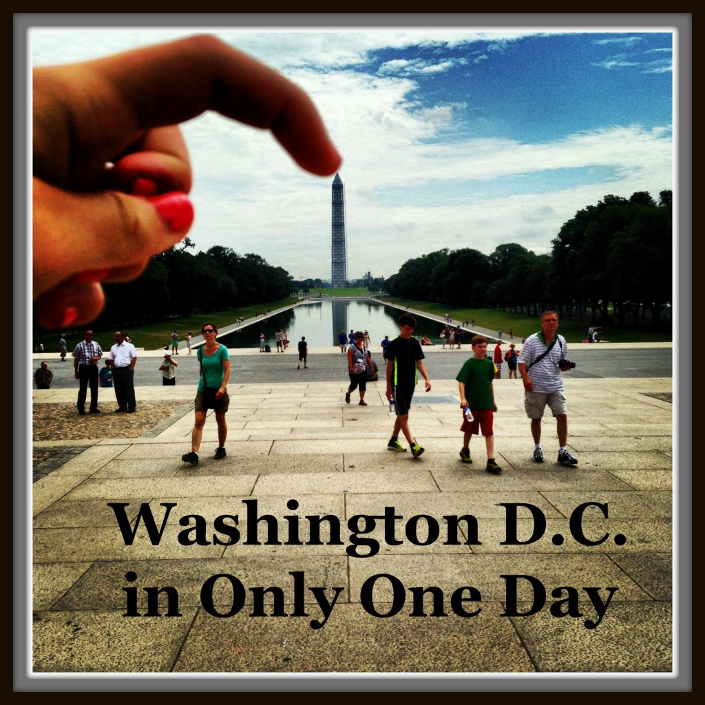 Washington DC in Only One Day