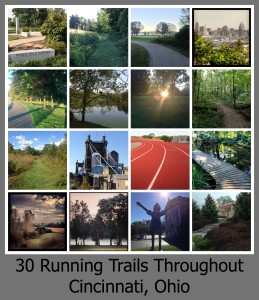 30 Days Running — Running Trails in Cincinnati